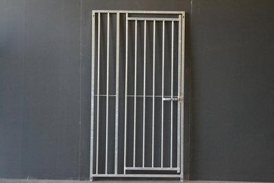 kennel 100 cm breed met deur